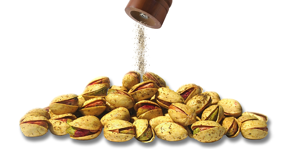 A Good Portion pistachio