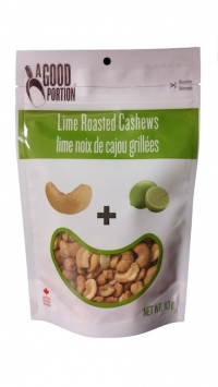 8 X 113g Lime Roasted Cashews